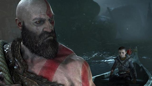 God of War transports Kratos from ancient Greece to the frozen wastes of Norse mythology.