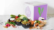 <p><span>If you're in search of a quality plant-based </span>meal delivery service<span> or would like to vary your diet with a couple of healthy vegetarian days, Purple Carrot is a great choice.</span></p> <p><b>How Much Does Purple Carrot Delivery Cost? </b><span>Starts at $9.99 per serving</span></p> <p><b>Is Purple Carrot Delivery Worth It? </b>Yes, but only<span> if you're interested in learning to cook new vegetarian recipes.</span></p> <p><b>Who Is Purple Carrot Best For? </b></p> <ul> <li><span>Best for </span><span>high-protein and gluten-free meals</span></li> <li><span>Best for those looking for an all-day meal plan (breakfast, lunches and snacks available)</span></li> <li><span>May be too pricey for some</span></li> <li><span>Skip if you have a busy household; many meals take more than 30 minutes to prepare and cook.</span></li> </ul>