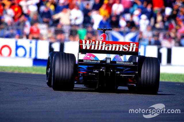 "1999: Williams-Supertec FW21 <span class=""copyright"">LAT Images</span>"