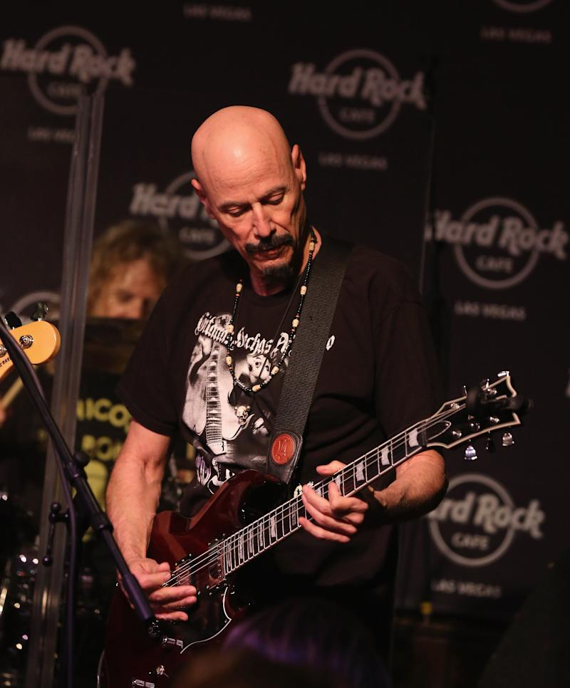 <strong>Bob Kulick (1950 &ndash; 2020)<br /><br /></strong>The American guitarist played in bands like Kiss, as well as in backing groups for Alice Cooper and Meat Loaf.
