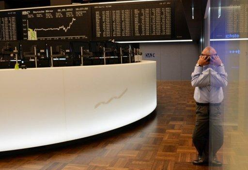 European stocks flat, euro dips after rally