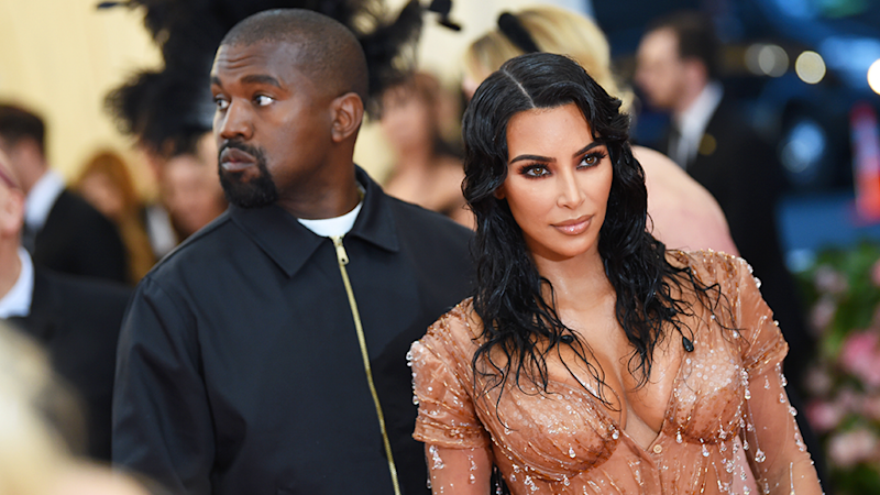 Kim Kardashian and Kanye West Have been married for five years. Photo: Getty Images