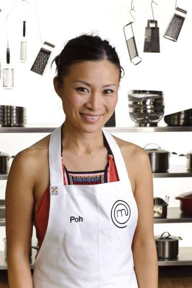 Poh placed second on MasterChef in 2009. Photo: Channel Ten