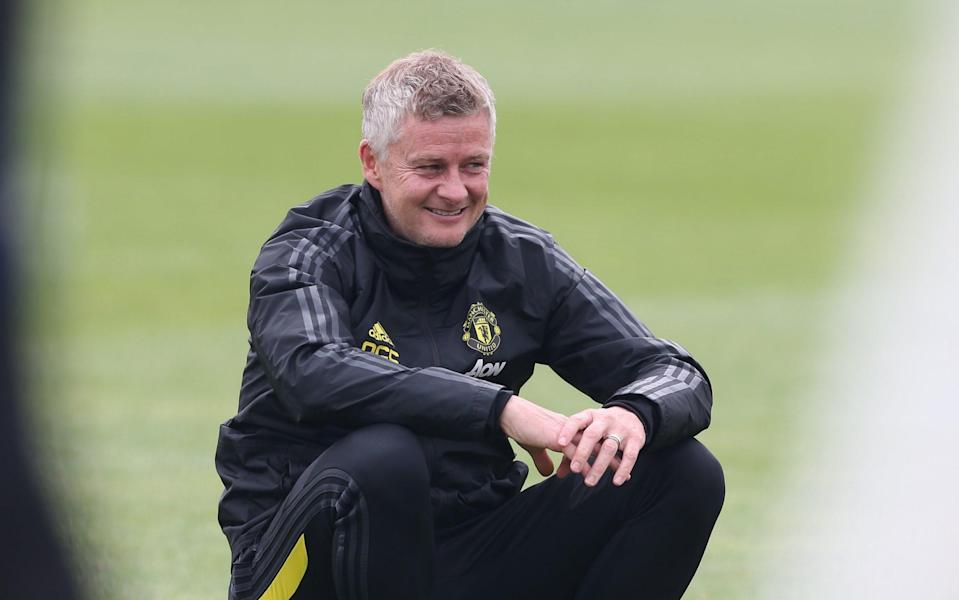 Ole Gunnar Solskjaer - Ole Gunnar Solskjaer warns Manchester United that unbeaten streak does mean club has 'cracked it' - GETTY IMAGES