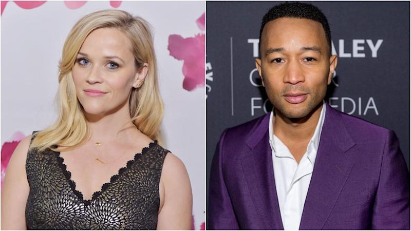 Reese Witherspoon, John Legend and More React to Dayton, Ohio, Shooting
