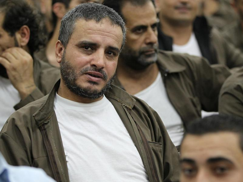 Ahmed Daqamseh, pictured in 2013, gunned down seven schoolgirls in 1997: REUTERS