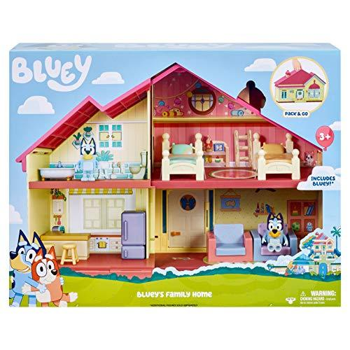 Bluey Family Home Playset (Amazon / Amazon)