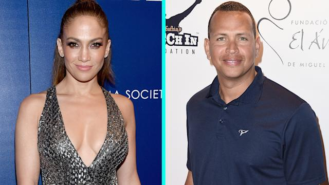 Alex Rodriguez Opens Up about Jennifer Lopez Romance