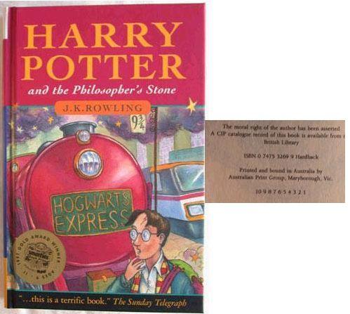 Your Copies Of Harry Potter Books May Be Worth Up To 55 000