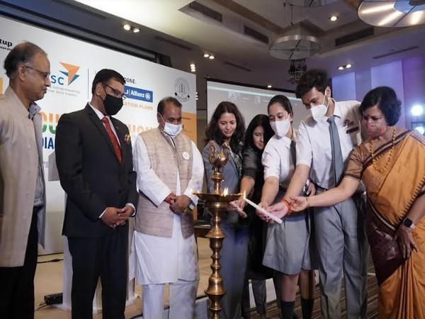 Launch of India@75 Youth Ideathon