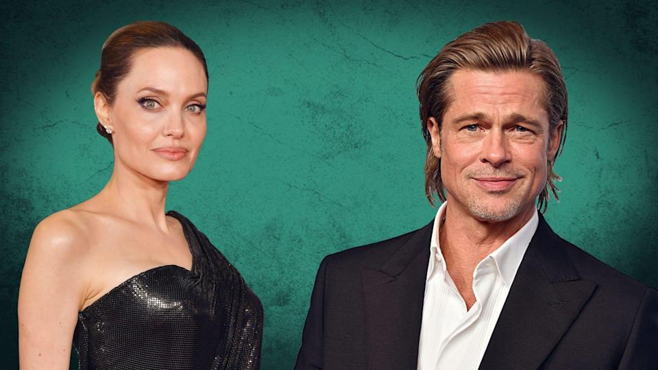 Angelina claims she has proof of domestic violence by Brad