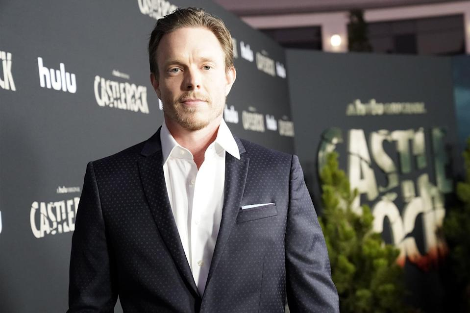 """<p>Though you may know Matthew as Chris Merrill from the second season of <strong>Castle Rock</strong>, <a href=""""http://www.dailyactor.com/interview/matthew-alan-castle-rock/"""" class=""""link rapid-noclick-resp"""" rel=""""nofollow noopener"""" target=""""_blank"""" data-ylk=""""slk:the actor was originally supposed to appear in the show's first season"""">the actor was originally supposed to appear in the show's first season</a> in a different role. """"I was supposed to play one of the prison guards in season one, and about three days before filming was supposed to begin, I broke my foot on another job and I had to pull out,"""" he explained to Daily Actor. Fortunately, he was able to land a much bigger role later on. """"It was just a reminder to me to just let things happen the way they're supposed to happen,"""" he added. </p>"""