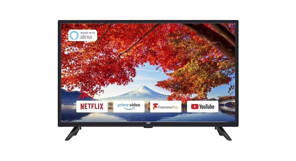 "JVC 32"" Smart HD Ready LED TV"