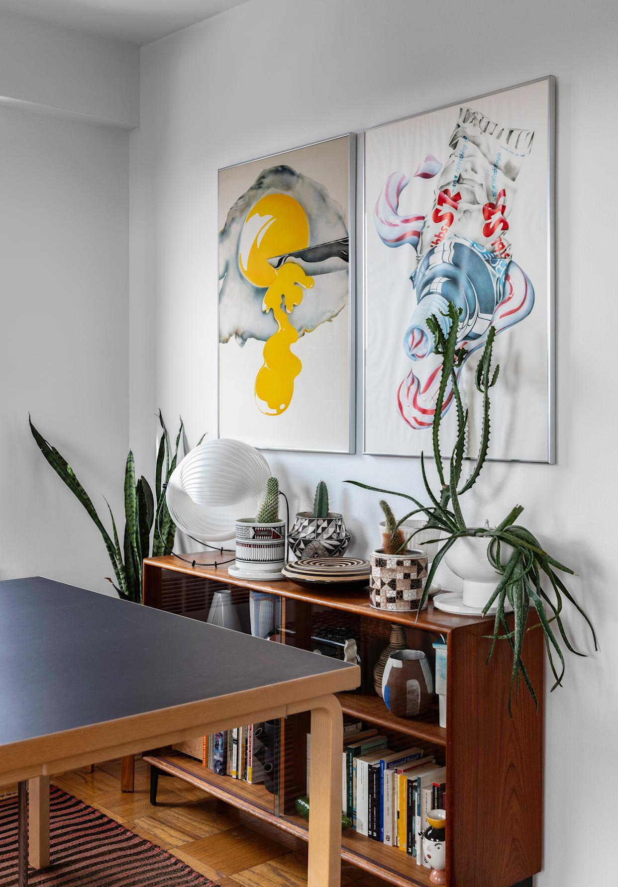 Taylor Fimbrez's Apartment Is Full of Lessons in Secondhand