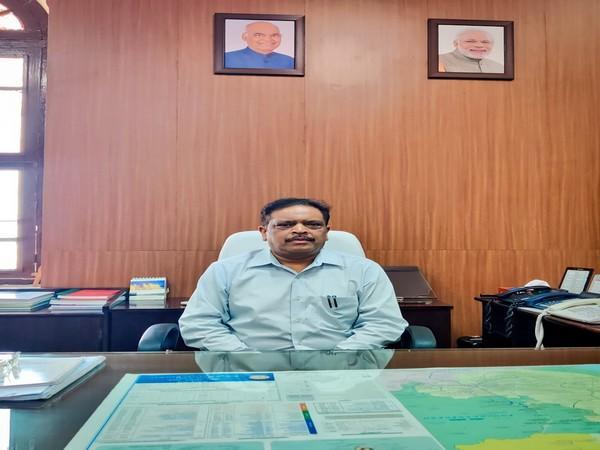 Rahul Agarwal, Indian Railway Traffic Service (IRTS) officer of 1992 batch assumed charge as Divisional Railway Manager, Mysuru. (Photo/Twitter)
