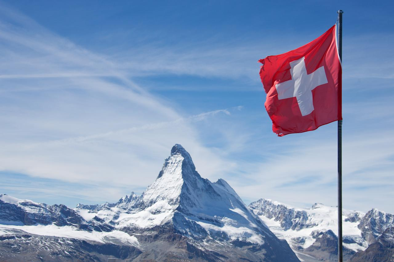 <p>Switzerland is top of the '2018 Best Countries' report, topping the table for the second year running. According to the report it has low unemployment, a skilled labour force and one of the highest gross domestic products per capita in the world. [Picture: Getty] </p>