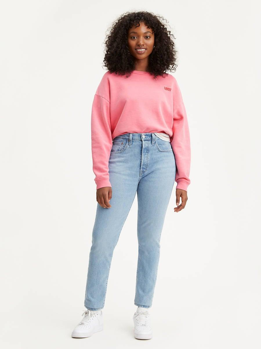 <p>These <span>Levi's 501 Stretch Skinny Jeans</span> ($69, originally $98) are great for those of us who love the 501 silhouette, but need a little stretch in our denim.</p>