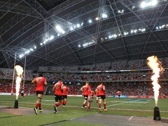 Singapore's tie-up with the Sunwolves will come to an end with the Japanese team's demise (Getty)
