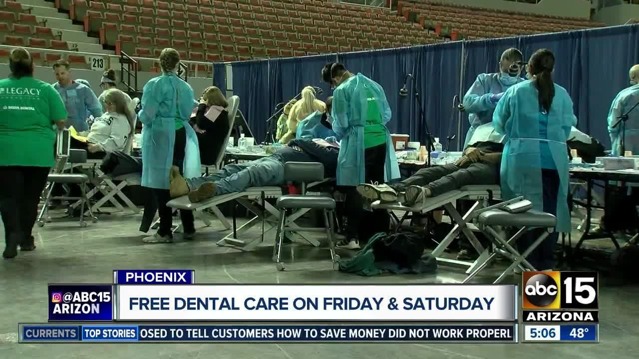 Abc Dental Care free dental clinic coming to phoenix this weekend
