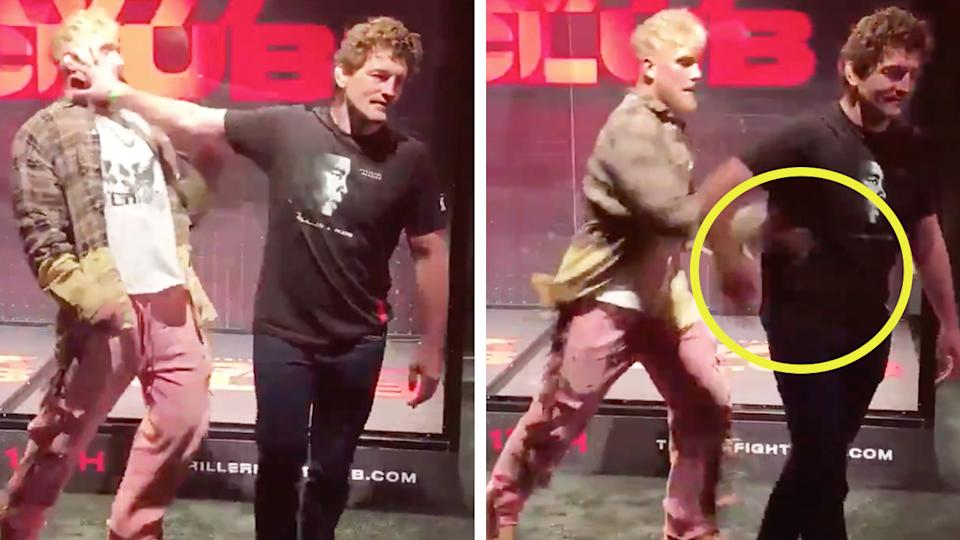 Boxing Youtuber Jake Paul Embarrassed In Ben Askren Standoff