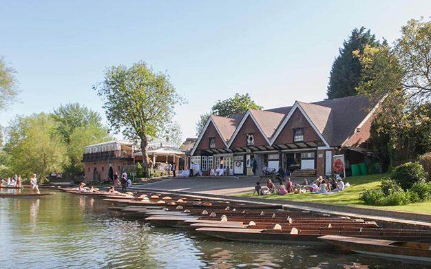 Cherwell Boathouse could prove popular this spring
