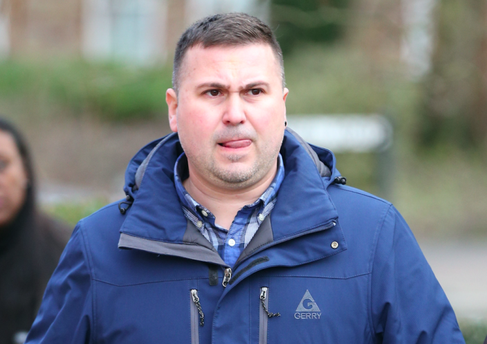 <em>George Rusu was fined after he was caught using his plane near Heathrow Airport just days after the Gatwick drone chaos (PA)</em>