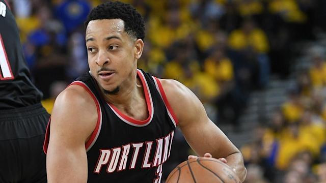In a highly-contested NBA playoff game, the Warriors and Trail Blazers admitted to some trash talk.