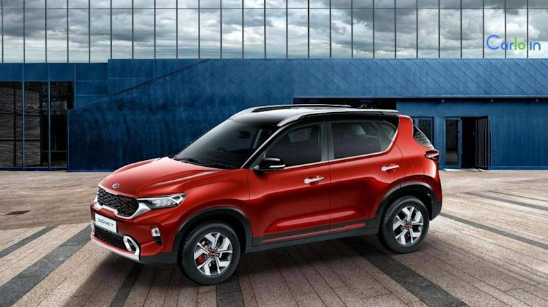 Kia Sonet outsold Hyundai Venue and other rivals in September