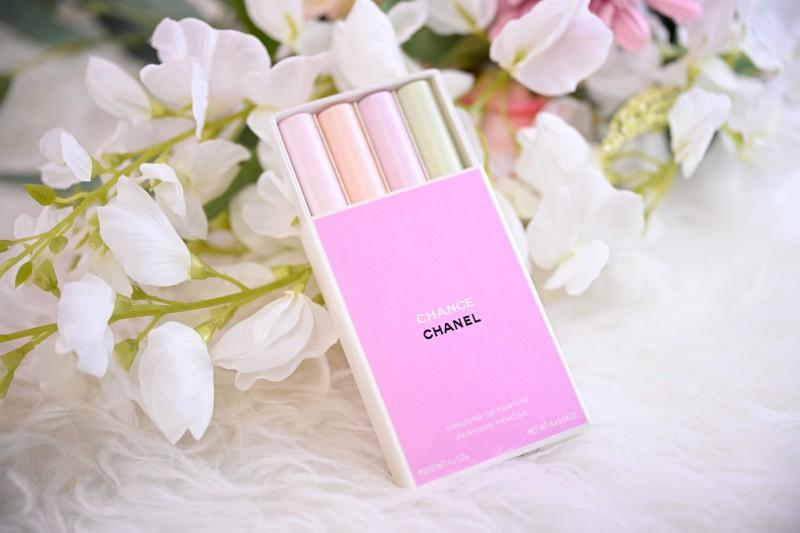 Chanel CHANCE Fragrance Pencils 香氛筆