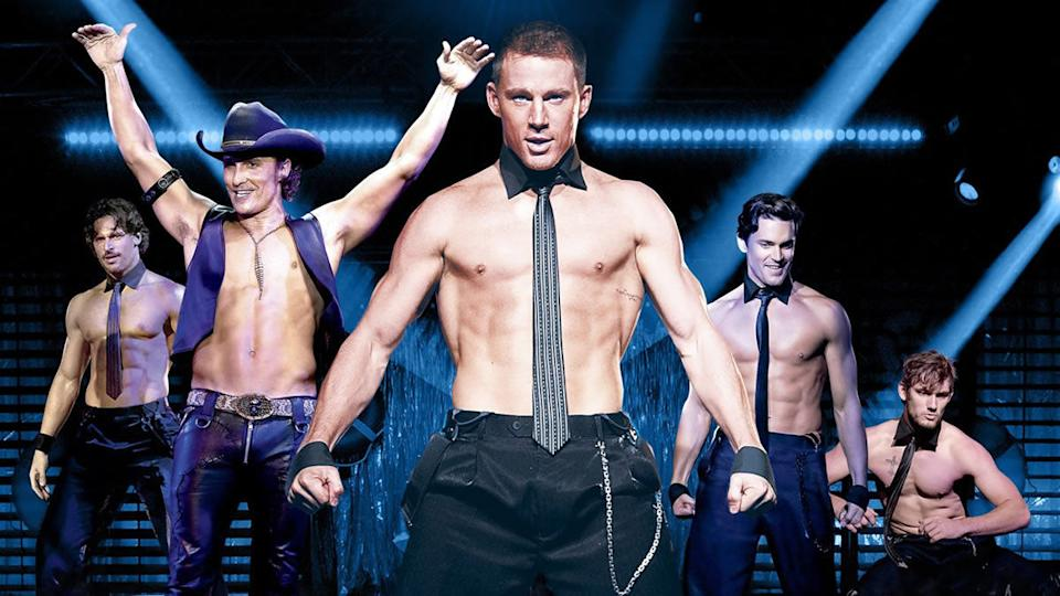 'Magic Mike'. (Credit: Lionsgate)