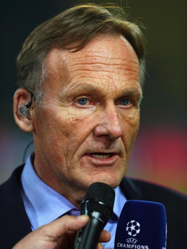 CEO Watzke admitted he considered withdrawing the side from the competition (Getty)