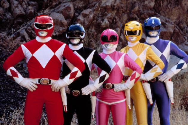 New 'Power Rangers' film, TV projects in the works with Entertainment One