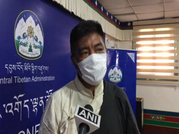 The chief election commissioner Wangdu Tsering Pesur speaking to ANI