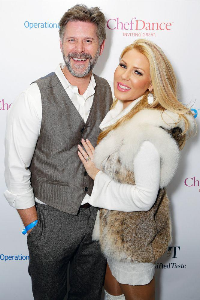 Slade Smiley and Gretchen Rossi | Tiffany Rose/Getty