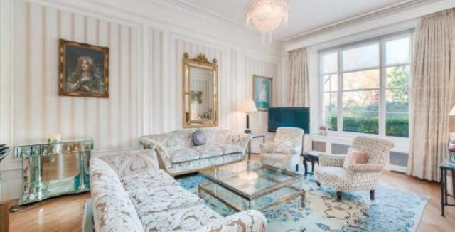 Winston Churchill's former London flat available to rent