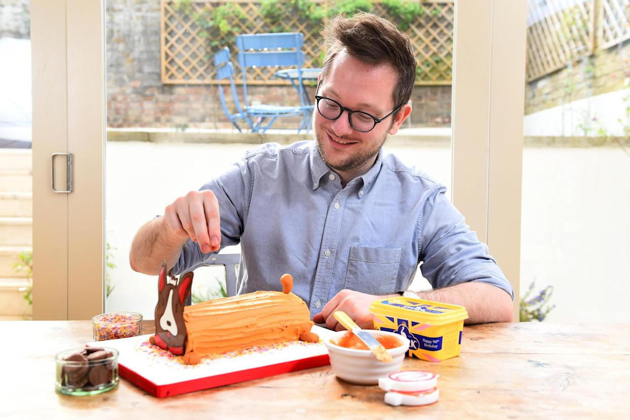 <p>Edd Kimber took home the prestigious winning title of the first ever <em>Great British Bake Off </em>series back in 2010. The Bradford native quit his job as a debt collector for a bank to pursue his baking career fulltime. And he's found relative success, as he's published three cookbooks including 'The Boy Who Bakes' and served as the resident baker on <em>The Alan Titchmarsh Show. </em>He continues to regularly provide recipe and features for various culinary publications and regularly shares what he's up to on his personal blog (theboywhobakes.com).<br />(PA Images) </p>
