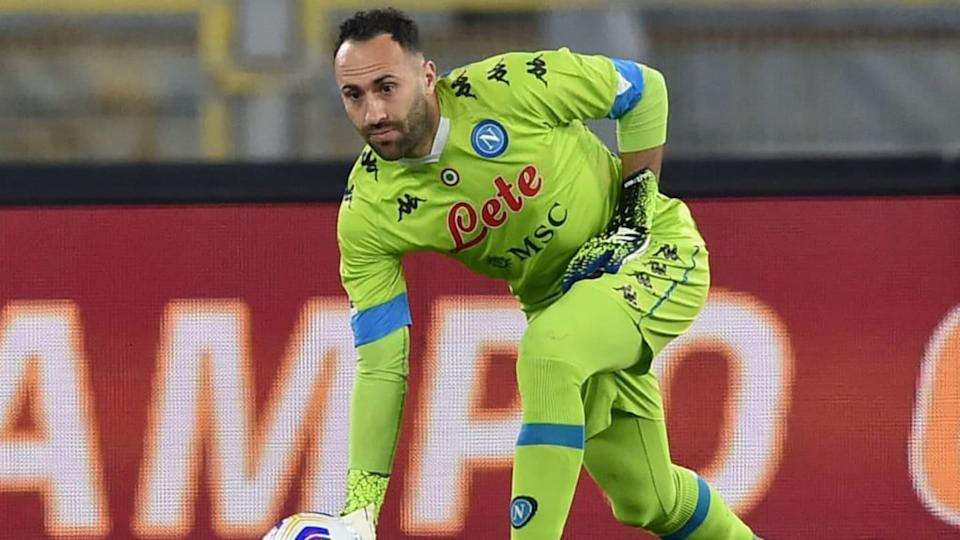 David Ospina | Giuseppe Bellini/Getty Images
