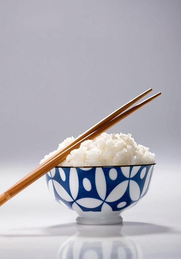 Rice could cause you harm. Photo: Getty