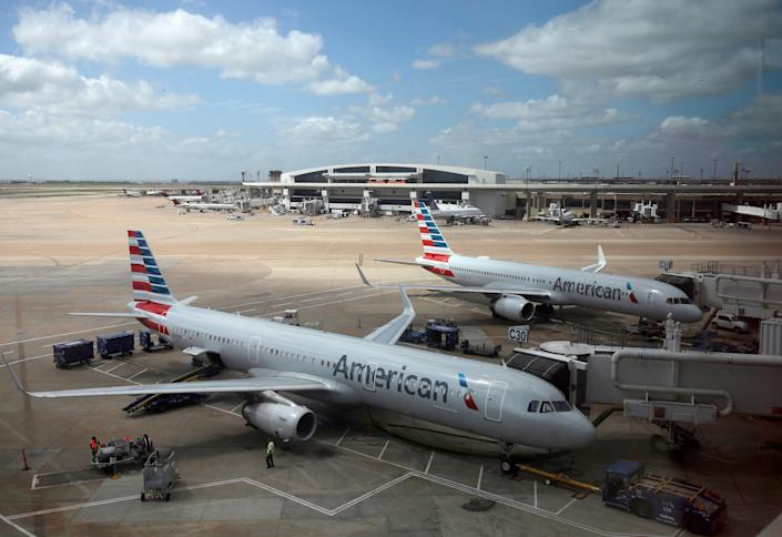 American Airlines Dallas Airbus A321