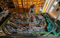Model train makers hope that those who take up the hobby will stick with it in the years to come