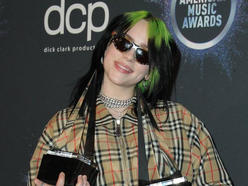 Billie Eilish wants to become a movie director