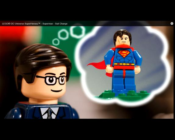 Lego Figures: No More Mr. Nice Toy