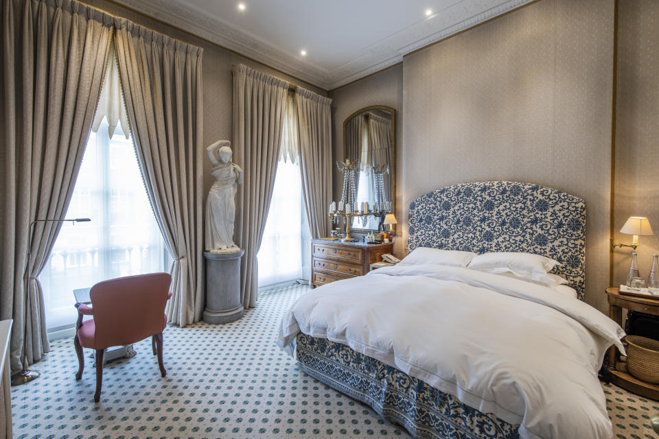 Bedroom. Photo: Beauchamp Estates