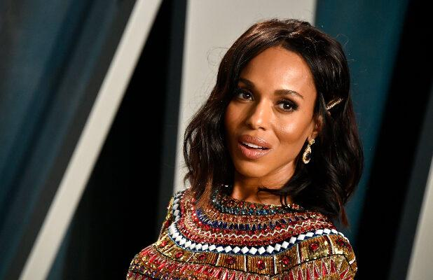 Kerry Washington Renews Overall TV Deal With ABC Studios