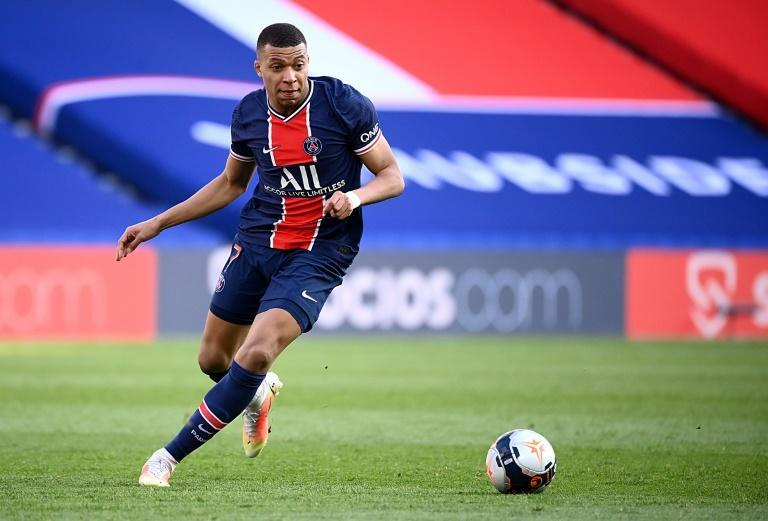Kylian Mbappe and PSG are playing catch-up in the Ligue 1 title race
