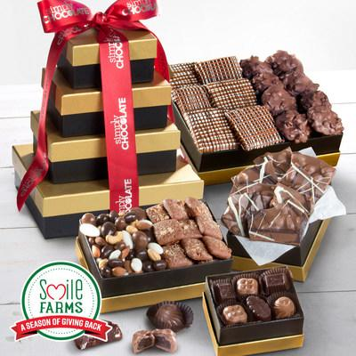 Simply Chocolate and Smile Farms - A Season of Giving Back