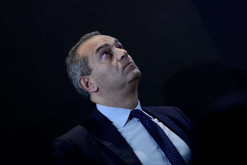 """ROME, ITALY - OCTOBER 14: Mayor of Naples Luigi De Magistris attends the presentation of the project """"INPS for all"""" on October 14, 2019 in Rome, Italy. (Photo by Simona Granati - Corbis/Getty Images) (Photo: Simona Granati - Corbis via Getty Images)"""