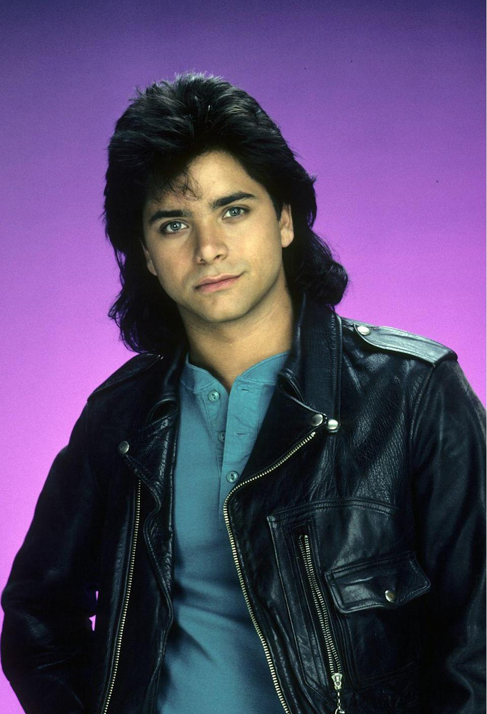 <p>Back in 1987, fans fell in love with John Stamos (and his luscious, yet terribly-styled hair) when he starred as Jesse Katsopolis on the hit TV series <em>Full House</em>. </p>