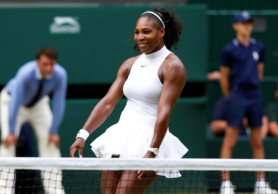 Serena Williams (Photo: Lindsey Parnaby/Anadolu Agency/Getty Images)