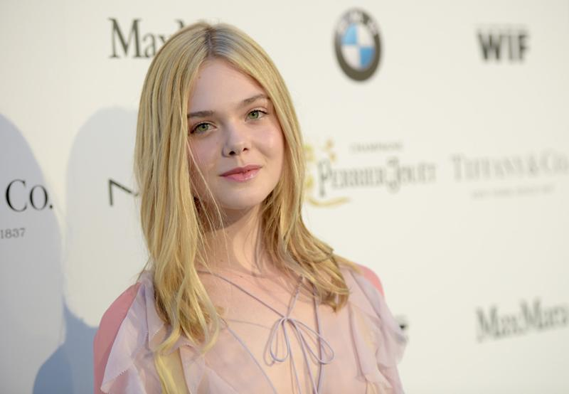 Dustin Lance Black Makes a Promposal-Style Gesture to Get Elle Fanning in His Next Movie